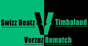 swizz beatz vs timbaland verzuz rematch live stream