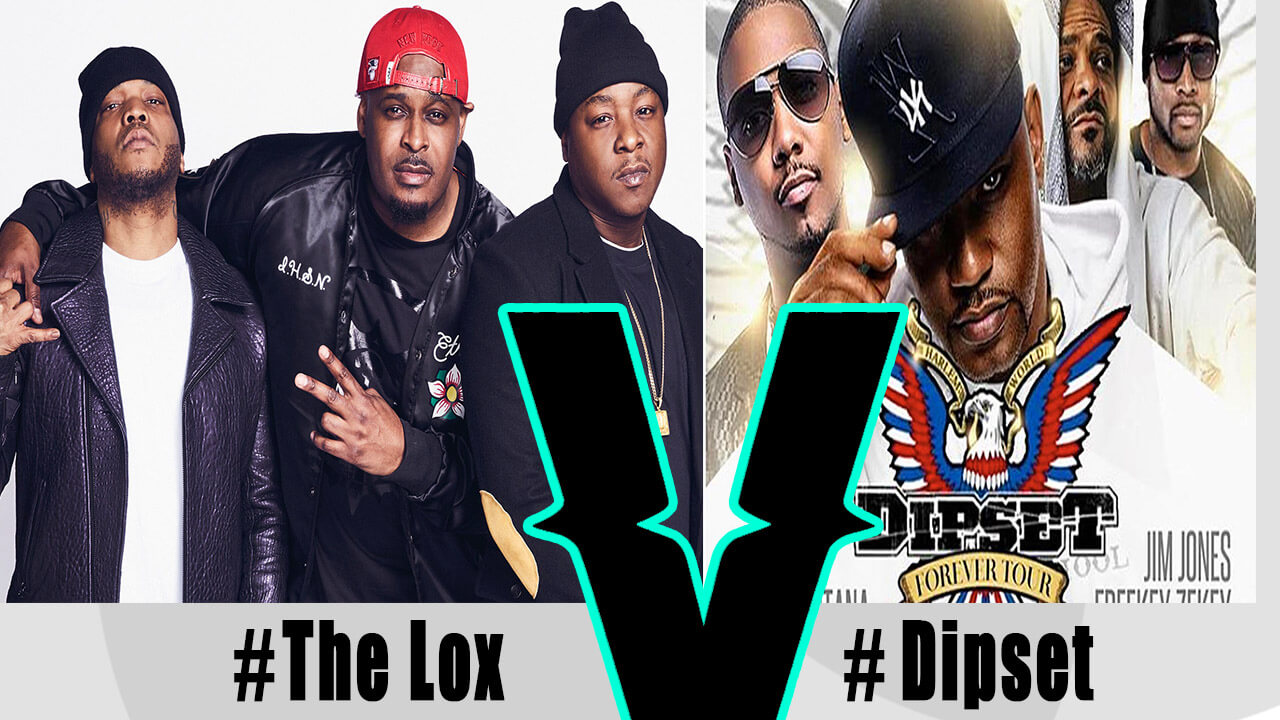 Watch The Lox and Dipset Versus Battle Live Stream on TV