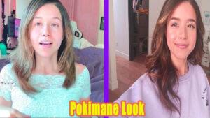Pokimane Without Makeup