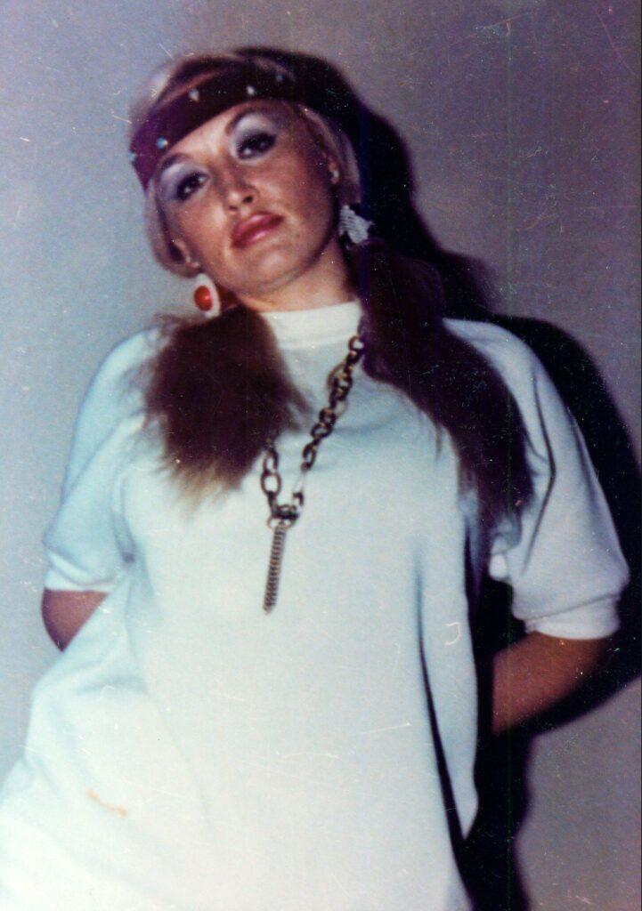 Young Dolly Parton Hair