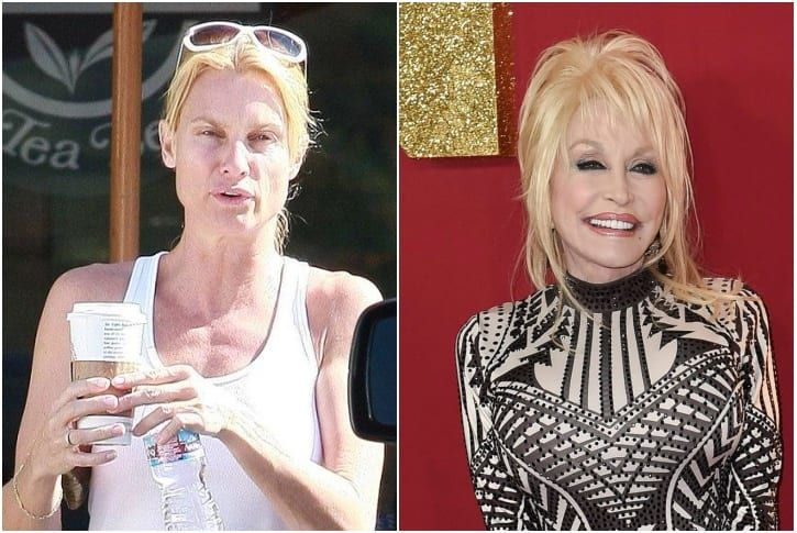 dolly parton without wig