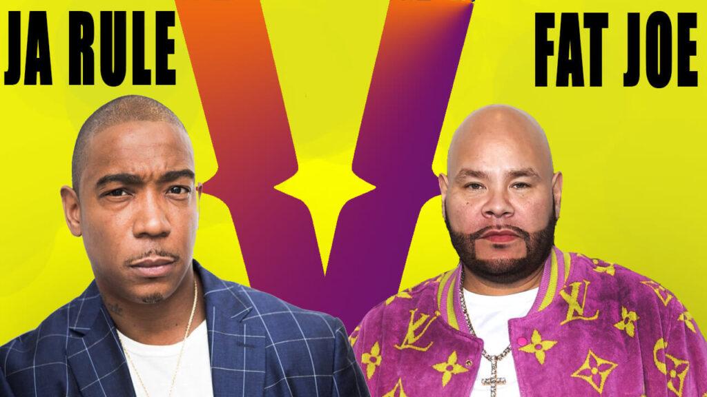 Fat Joe vs Ja Rule Verzuz Battle