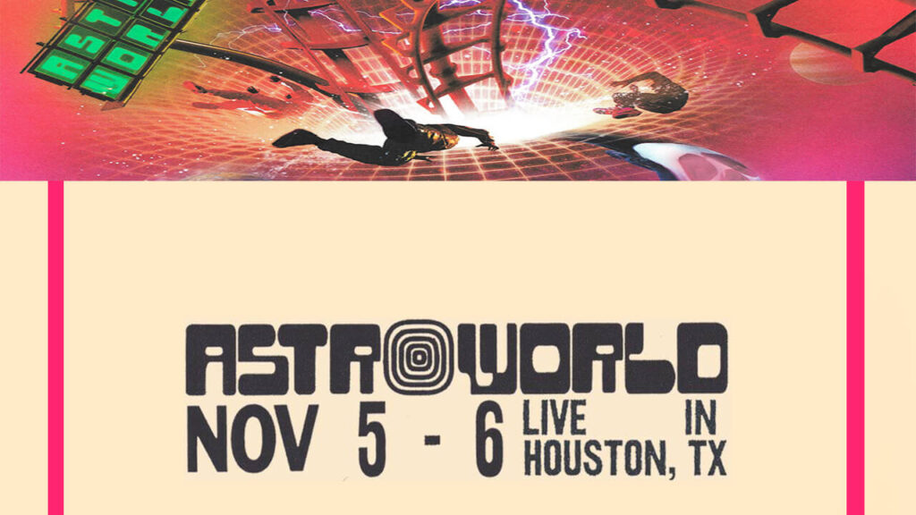 Astroworld Festival Live Stream, Lineup and Tickets