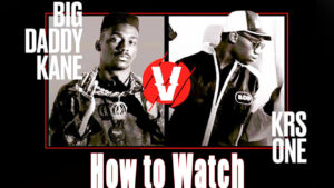 Big Daddy Kane vs KRS One Live Stream