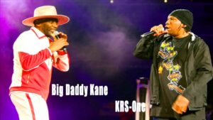 What Happened on Big Daddy Kane and KRS-One